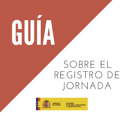 Guía Registro de Jornada - Ministerio de Trabajo 2019