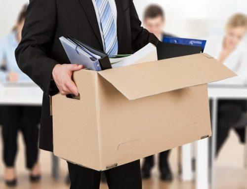 Las causas de despido procedente de un trabajador