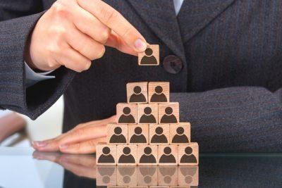 Consejos para componer la jerarquía de tu empresa