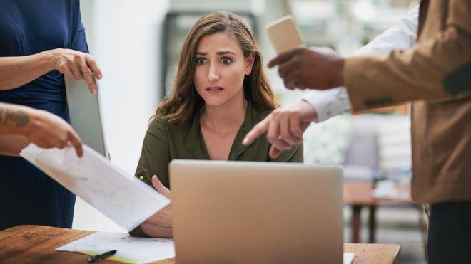 Consecuencias del estrés laboral para las empresas