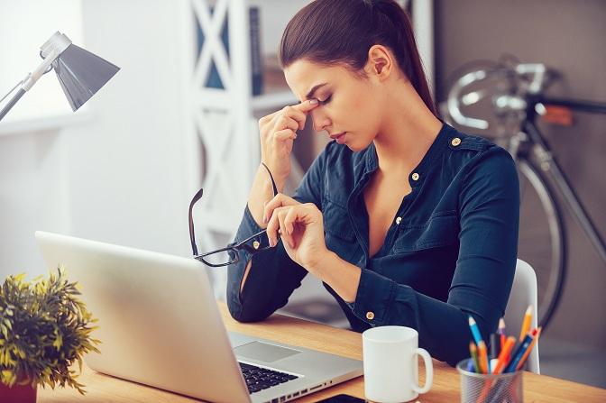 Consecuencias del estrés laboral