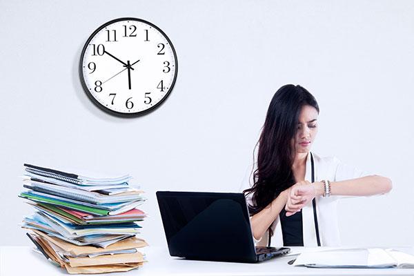¿Qué se considera jornada efectiva de trabajo?