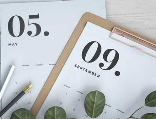 Calendario de fiestas laborales para 2020