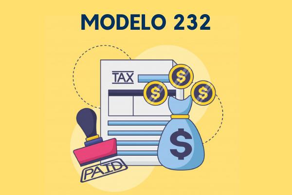 Modelo 232