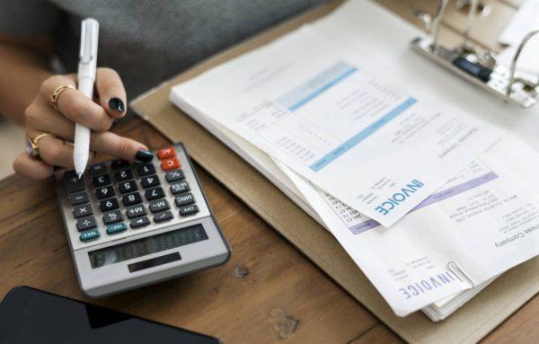Datos de una factura