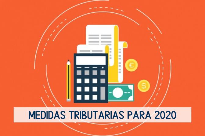 Medidas Tributarias para 2020