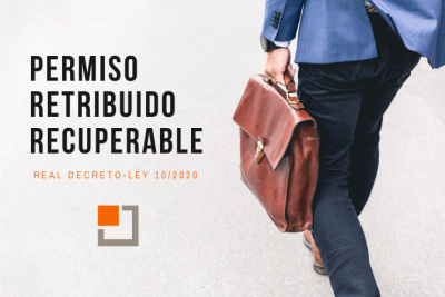 Permiso Retribuido Recuperable - BLOG