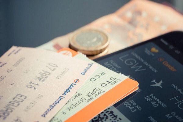 Control de gastos de viaje de empresa