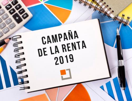 Comienza la Campaña de la Renta 2019 a pesar del Estado de Alarma por coronavirus