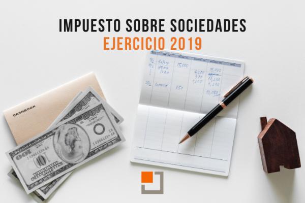 Impuesto Sociedades ejercicio 2019