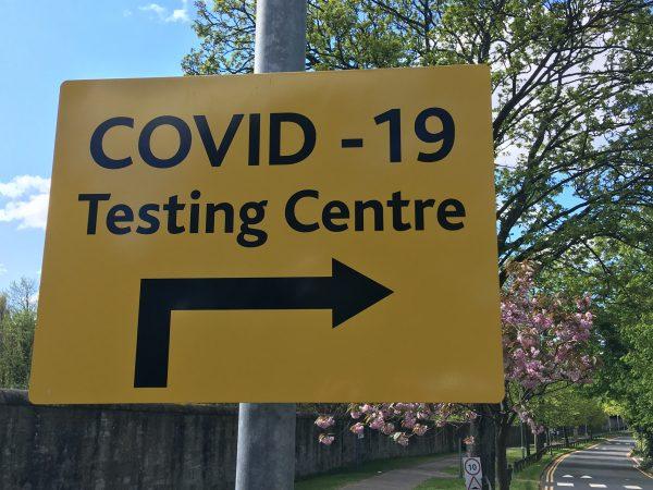 Test coronavirus a los empleados