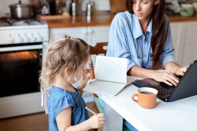 Teletrabajo y familia: claves para conciliar