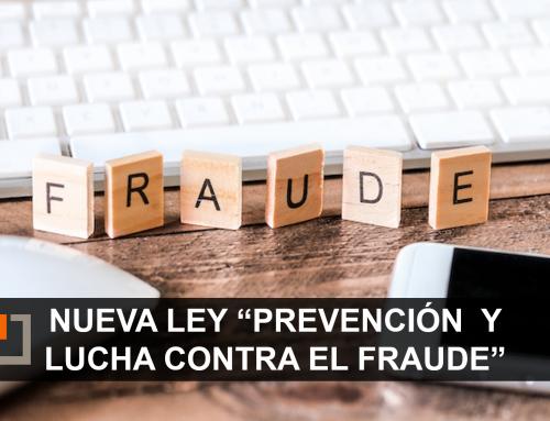 Entra en vigor la Ley 11/2021, de medidas de prevención y lucha contra el fraude fiscal