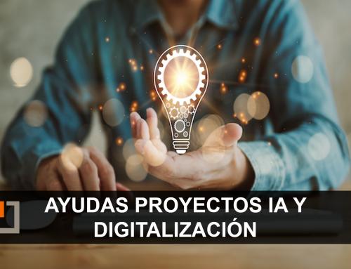 Se abre la convocatoria de ayudas a proyectos de IA y digitalización con 105 millones de euros